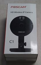 Foscam C1 Indoor HD 720P Wireless IP Camera with Night Vision - Brand New !!