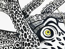 ART PRINT POSTER PAINTING DRAWING ABSTRACT OCTOPUS EYE TENTACLES LFMP0913