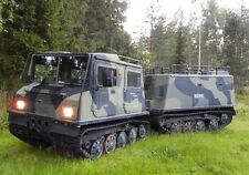 Nasu NA140BT All Terrain Tracked Amphibious Personnel Carrier-40mph 17 passenger