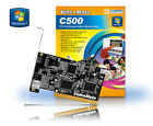 Compro C500 Digital PCI Firewire Analog Video/Audio Capture Card withStudio 11SE