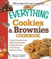 The Everything Cookies and Brownies Cookbook (Everything (Cooking))