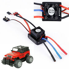 60A Brushless Sensorless Waterproof ESC for RC 1:10 Car Buggy Speed Controller