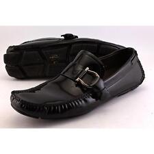 Salvatore Ferragamo Cabo Men US 9 Black Loafer Pre Owned  1275