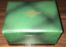 Vintage - 6 Decks of Playing Cards W/Case. Horses, Butterly, Flower. Rare Set!!!