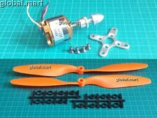 K98 2212 1000Kv Brushless Outrunner Motor + 1045 prop (ORANGE) Quadcopter PLANE