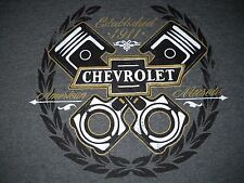 Chevrolet American Muscle T-Shirt Medium-Chevelle, Malibu, Nova, Camaro, SS, NEW