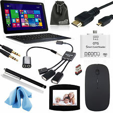 EEEKit for ASUS Transformer Book T300CHI 12.5 Wireless Mouse+Hub+HDMI+OTG Cable