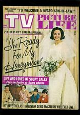 1965 TV Picture Life Magazine: Barbara Perkins Ready for Honeymoon/Soupy Sales