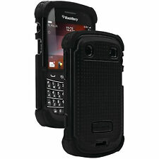 Ballistic Shell Gel (SG) Series Case for BlackBerry Bold 9900/9930 - Black