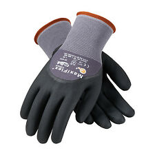PIP MaxiFlex Ultimate Nitrile Micro-Foam Coated Gloves LARGE 3 pair (34-875/L)