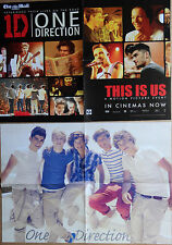 One Direction & Zayn Malik - clippings/cuttings/articles pack