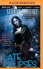 October Daye: Late Eclipses 4 by Seanan McGuire (2015, MP3 CD, Unabridged)