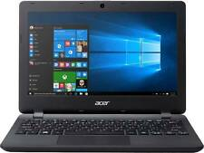"Acer Laptop ES1-131 ( CDC/ 2GB/ 500GB / 11.6"" / DOS) (NX.MYKSI.024) Dimond Black"