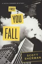 First You Fall: A Kevin Connor Mystery (Kevin Connor Mysteries)-ExLibrary