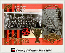 PC100- 2013 AFL Prime Essendon 1897 VFL Premiership Commemorative Card