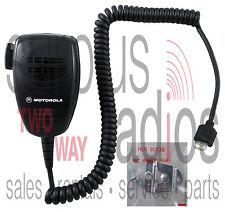 NEW OEM MOTOROLA MIC AARMN4025C MOBILE CDM750 GTX CM200 PM400 CDM1250 CDM1550