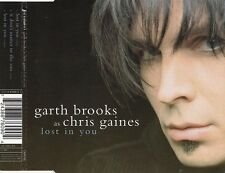Garth Brooks As Chris Gaines Maxi CD Lost In You - Europe (M/EX)