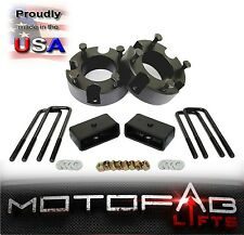 "3"" Front and 2"" Rear Leveling lift kit for 2007-2015 Toyota Tundra MADE IN USA"
