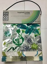 RM COCO Inspired Living  Volume 5 Fabric Sample Book