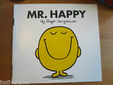 (Book 3) Mr Happy NEW.  BUY 3 MR MEN BOOKS GET ANOTHER FREE!