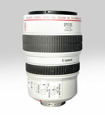 *UK STOCK* CANON 5.5-88mm f/1.6-2.6 IS II XL CAMCORDER LENS *EX-DISPLAY*