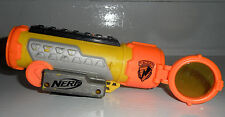 NERF CS-6 Tactical Rail Scope Cap Sight Longstrike Rifle Longshot Recon YELLOW