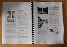 Bedford.O models.Scammell tractor.Workshop manual TS216.