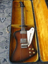 1964 Gibson Firebird III electric guitar SUNBURST FINISH reverse firebird 3