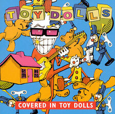 Covered in Toy Dolls by Toy Dolls (Punk) (CD, Mar-2002, Captain Oi! Records)