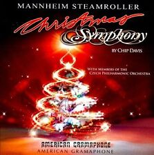 Christmas Symphony by Mannheim Steamroller (CD, Oct-2011, American Gramaphone...