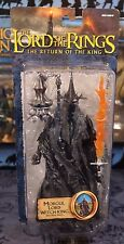 LOTR- ULTRA RARE- MORGUL LORD WITCH-KING- LORD OF THE RINGS- THE HOBBIT- TOYBIZ