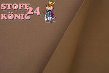 Hochwertiges Segeltuch hellbraun Meterware wasserdicht reißfest Plane Zelt 0,6mm