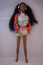 Hasbro SINDY doll POP START IMANI black African American 1995