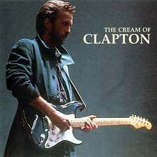 ERIC CLAPTON ( NEW SEALED CD ) THE CREAM OF / GREATEST HITS / VERY BEST OF