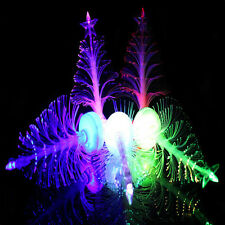 New Year Mini USB Mutil Color Changing Christmas Tree LED Light X'mas Tree Lamp