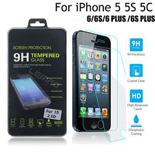 2.5D 9HReal Tempered Glass Screen Protector Film Guard for Apple iPhone 6/6S