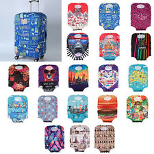 S Size Elastic Dust-proof Luggage Dust Cover Suitcase Protective 19-21 inch New