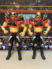 WWE Wrestling Jakks Classic Superstars Legion of Doom Hawk Animal LOD Exclusive