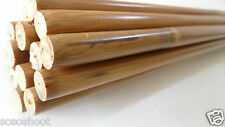 12pcs Exquisite Bamboo Shaft for Archery Recurve Bow Arrow DIY