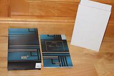 Montblanc Limited Edition 2009 * Thomas Mann * Umverpackung mit Booklet für Kuli