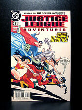 COMICS: DC: Justice League Adventures #33 (2004) - RARE (figure/batman/flash)