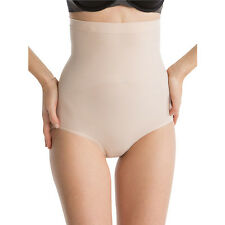 BNWT Spanx Higher Power Panties in Nude Sz Large 16 - 18