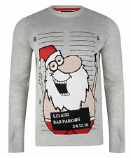 Christmas Jumpers New Novelty Festive Knit & Sweatshirt Designs Xmas Jumper