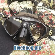Aqualung Technisub Micromask ALL BLACK Aqua Lung micro mask