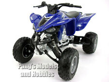 Yamaha YFZ-450 ATV (Quad Bike) 1/12 Scale Diecast Metal and Plastic Model