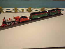 Department 56 Collectible Village Express Electric HO Train Set ( REAL SHARP)