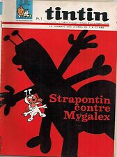 JOURNAL DE TINTIN N°982 - 17 AOÛT 1967 - BERCK