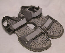 Nike ACG All Conditions Gear Mens Sandals Size 7 UK 6 Black Hook And Loop
