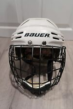 Bauer Ice Hockey Mens Helmet Face Guard Gear Protector HH5000 size 7 1/8 - 7 3/4