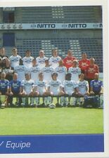 N°098 EQUIPE TEAM 2/2 # BELGIQUE KRC.GENK STICKER PANINI FOOTBALL 2003